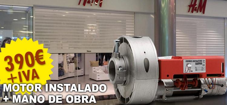 reparacion cierres metalicos Mostoles